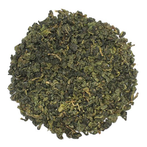 green hearted oolong
