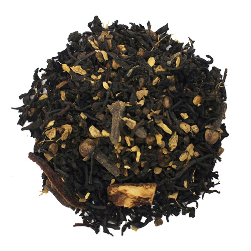 spicy black tea